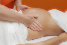pregnancy massage in Wrexham