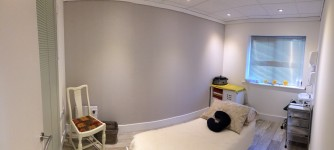 Treatment Room at Wrexham Wellbeing