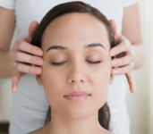 Indian Head / Seated Massage