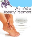 Warm Oil and Wax Therapy