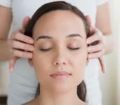 Indian Head / Seated Massage